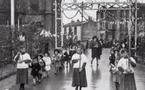 Chambretaud, images de la Mission de 1946