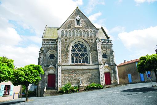 L'église Saint-Hilaire de Mortagne (1903-1904)
