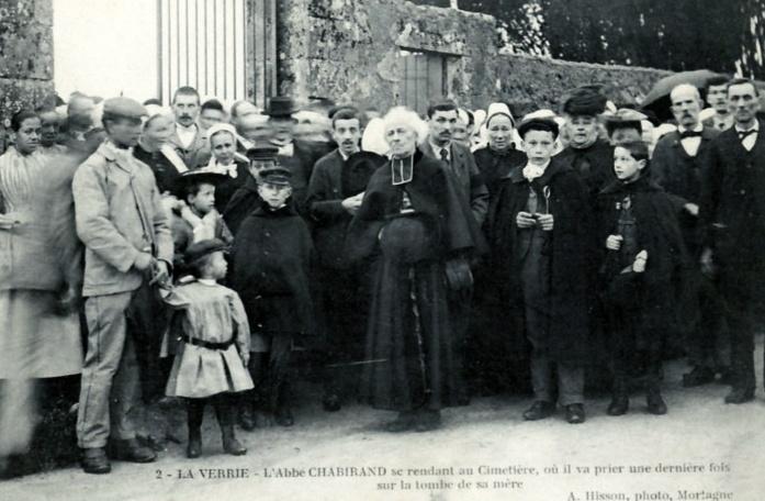 Connaissez-vous l'histoire du curé Chabirand de La Verrie ?