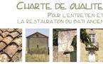 Une charte de qualité pour la restauration du bâti ancien dans les Mauges