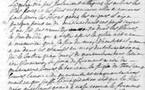 La trace du terrible hiver 1709 dans le registre du Girouard