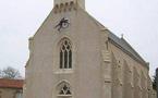 L'horloge de l'église de Tallud-Sainte-Gemme remise à neuf