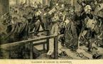 Maulévrier 1896, une voûte de l'église s'effondre sur les fidèles