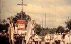 Une Fête-Dieu aux Epesses dans les années 60