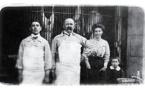 Etre boucher autrefois : l'exemple de la boucherie Usureau de Beaupréau