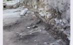Tiffauges : des archéologues mettent à jour de nouveaux vestiges du château de Gilles de Rais