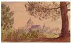 Marcel Vilain : un remarquable aquarelliste à redécouvrir