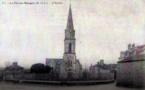 Le Pin-en-Mauges. L'histoire de l'église : Pourquoi Saint Pavin a-t-il remplacé la Sainte Vierge ?