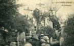 La Tourlandry : le calvaire monumental, quand les Landériciens apportent leur(s) pierre(s) à l'édifice
