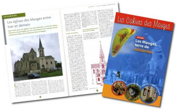Au sommaire du n°11 des Cahiers des Mauges