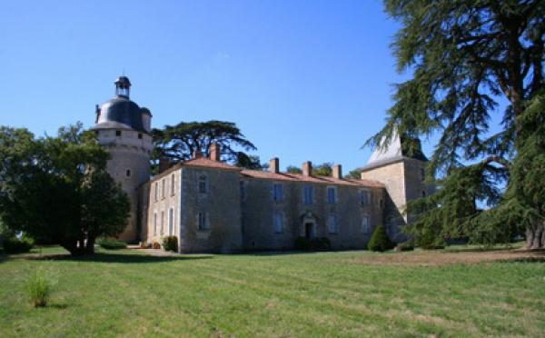 chateau de bessay don tourisme