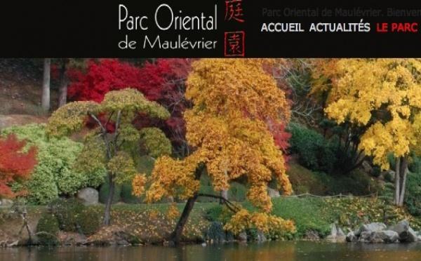 Cholet : au parc oriental de Maulévrier des couleurs d'automne à découvrir jusqu'au 15 novembre