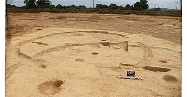 Les Herbiers : un village gaulois et une nécropole découverts cet été par les archéologues
