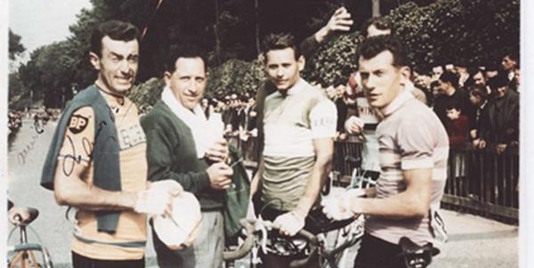 L'histoire du cyclisme à Cholet racontée par Pierre Bourreau