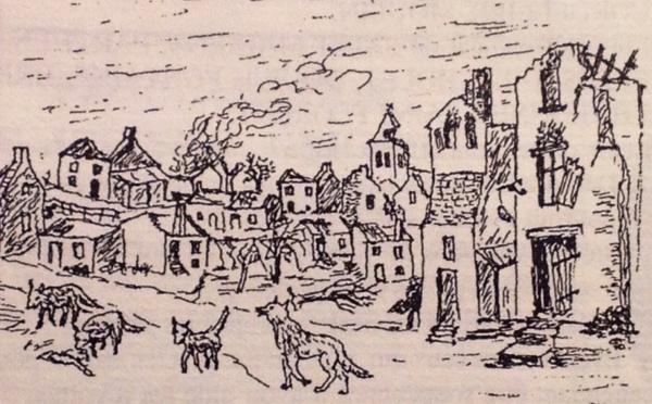 1793-1794 : Les loups à Cholet