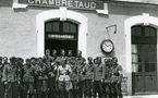 Chambretaud en 1940, des documents d'archives inédits